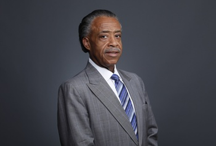 "The Reverend ""Al Sharpton Show"""