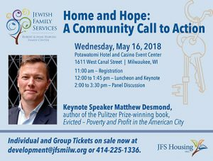 Home and Hope - A Community Call to Action @ Potawatomi Hotel & Casino | Milwaukee | Wisconsin | United States