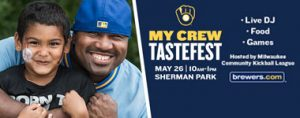 The Brewers My Crew Tastefest @ Sherman Park | Milwaukee | Wisconsin | United States