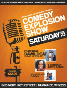 Comedy Explosion Show @ Brentwood Church of Christ  | Milwaukee | Wisconsin | United States